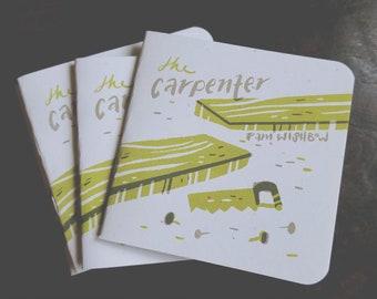 the carpenter - mini love zine - comic
