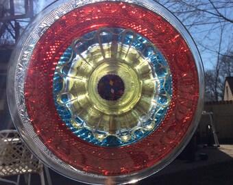 Bright Light Catching Garden Decor Glass Garden Decor Suncatcher