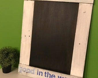 Personalized custom blackboard