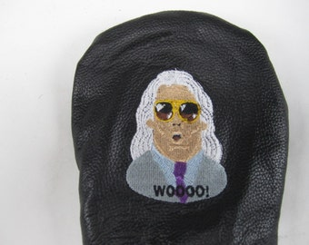 Sunfish Leather Driver Golf Headcover - Nature Boy Rick Flair Woo