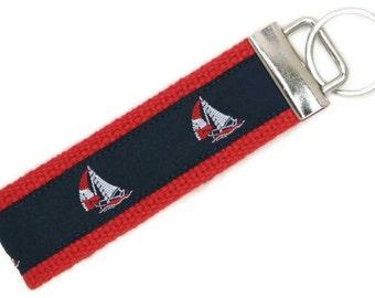 Smooth Sailing Key Fob