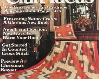MAYniaSALE Decoration and Craft Ideas September 1980