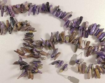 Sugilite, Gemstone, Sugilite Beads