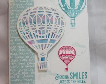 Balloon Adventure card