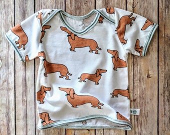 Cotton Baby Boy Tee -Shirt, Baby Boy Cotton Clothes, Infant Boy Cotton Tee, Baby Boy Basic Clothes, baby Boy Cotton Shirt, Baby Boy Gift