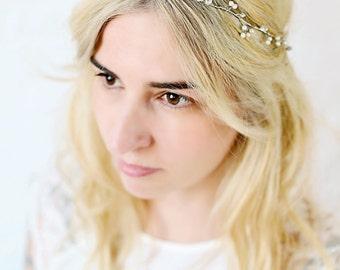 """Jaxie """"Kayla"""" Tie in Wired Headband"""