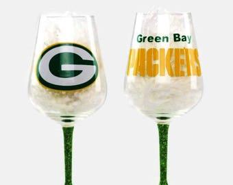 Custom Sports Wine Glass