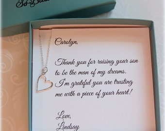 Mother in law gift, Mother of the Groom, future mother in law, Mother of the Bride, wedding jewelry, ready to give