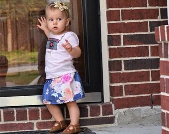U PICK pattern skirt