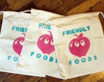 Friendly Produce Bags - Flaunt your Fruit!