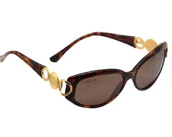 Annabella 80s vintage sunglasses, made in Italy. Cat eye sunglasses for women - 100% original vintage eyewear - tortoise sunglasses vintage