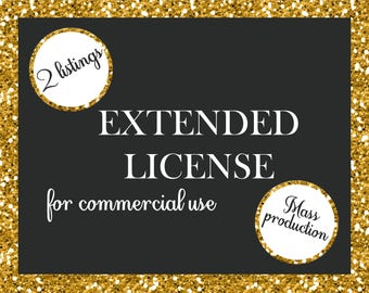 Extender License for Commercial Use No-Cretid Digital Paper Packs Graphic Design Discount Package No-Credit Graphic Design clipart