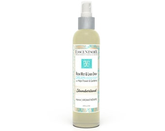 QUIESCENT Room Mist & Linen Spray | Home Fragrance | Ho Wood and Bay Laurel | Air Freshener | Pure Essential Oils | Aromatherapy