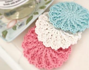 The Farmhouse Kitchen Series: Crochet Scrubby Pattern