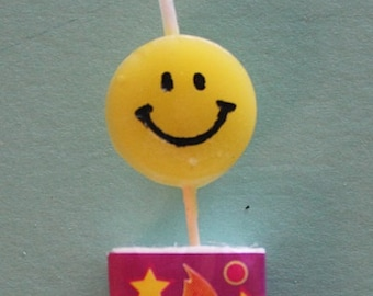 SMILE FACE Candle