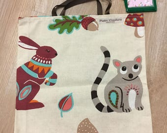 Pet library bag