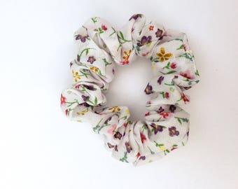Mini Scrunchies - Sweet Little Daisies