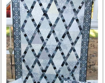 """Valori Wells """"Gypsum"""" Quilt Pattern"""