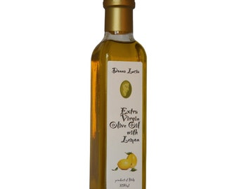 Extra Virgin Olive Oil with Lemon