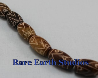 BownTribal Beads 21x13mm 60315002