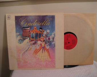 cinderella story and music, lp (record)