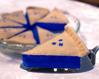 Blueberry Pie Catnip Cat Toy