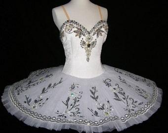 Ballet Tutu - Beautiful White Professional Ballet Tutu