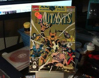 New Mutants Annual 7
