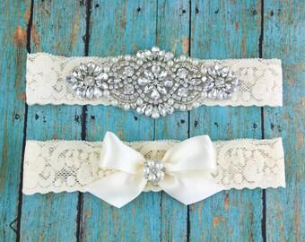 Bridal Garter 567 - Garter Only