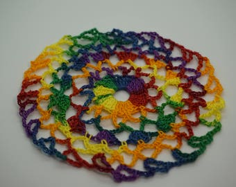 Lattice Doily, Rainbow