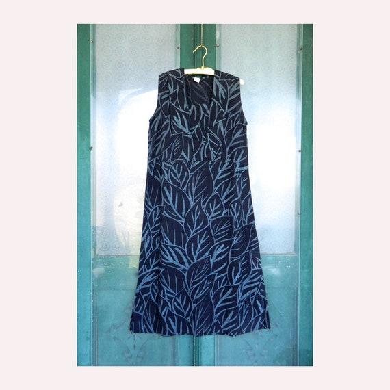 Good Dog Mud Pig GDMP Artwear Sleeveless Dress Jumper -S- Black Tencel