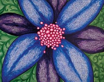 Dreaming Flower