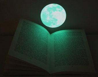 Nightglow Moonlight Wall Decal Sticker [S]