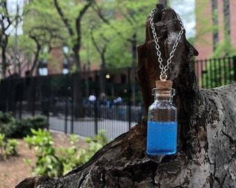 Mini Potion - Vial Pendant Necklace