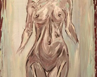 Giclee- Exposed