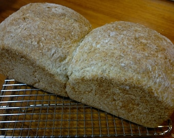 Plain Bread (gluten free and dairy free)