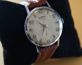 Vintage 80's DOGMA PRIMA 21 mechanical watch
