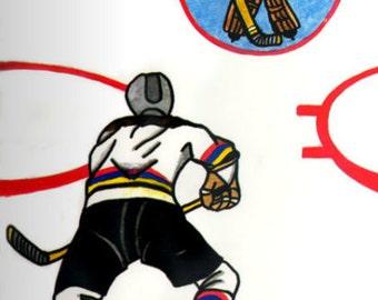 Hockey Kid's Book, Personalized Hockey Book, Create a Book, Createabook,