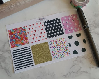 Little Miss Kate Full Box Stickers