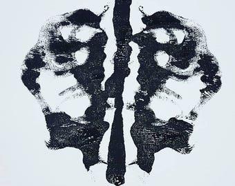 Rorschach Canvas