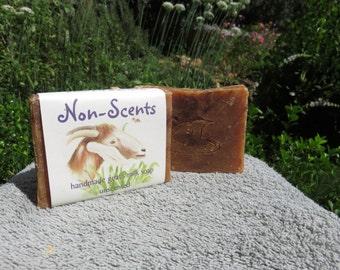 NonScents Handmade Goat's Milk Soap