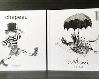 chapeau Mimi-children's book