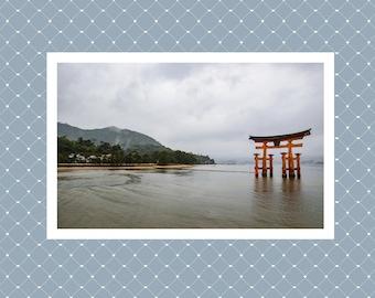 Japanese Tori Gate