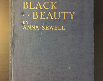 Black Beauty - 1956 - The Golden Picture Classics - Antique