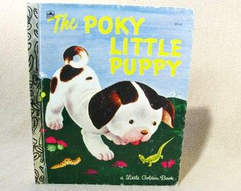Poky Little Puppy Little Golden Book