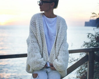 Slouch Cardi. Choose Your Color.