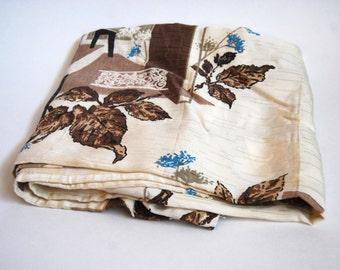Vintage Fabric, Mid Century Design