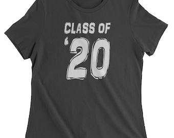Class of 2020 Graduation Womens T-shirt