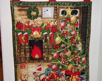 Christmas Advent Calendar - Old Fashioned Christmas