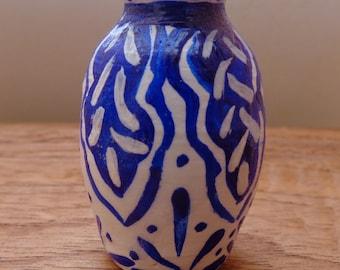miniature   pot, miniature  jar, doll house, kitchen, Miniature Kitchen, clay,  Mexican Pottery, hand made, casseroles, terracotta clay